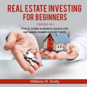 Real Estate Investing For Beginners book front cover